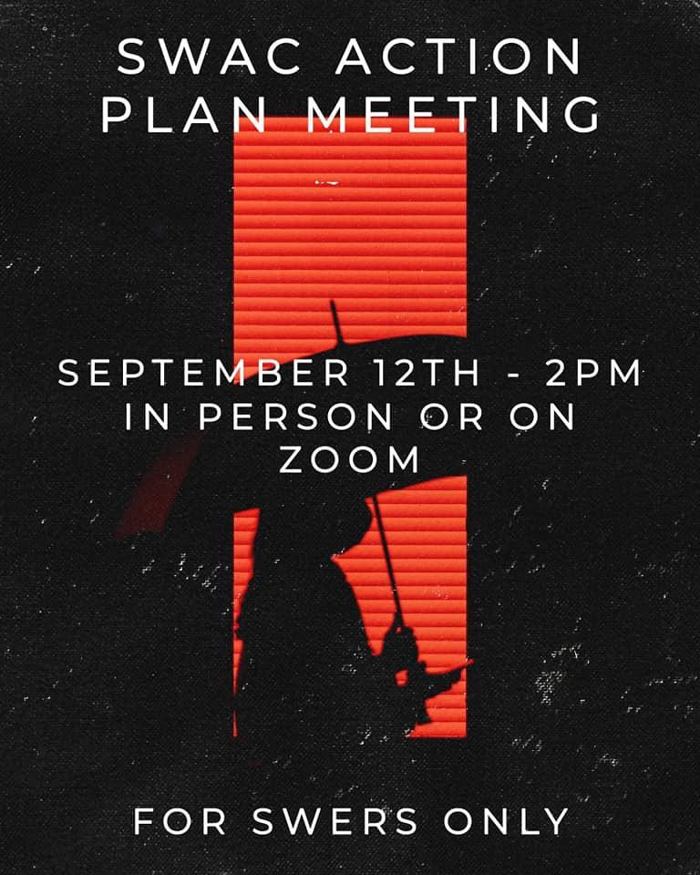 Meeting Sex workers autonomous committee Montreal